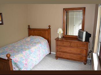 Two furnished bedrooms available now, 5 min to JHH