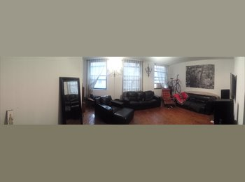 EasyRoommate US - 1 Bdr in a 4 Bdr apartment [moving ASAP] - Financial District, New York City - $1300