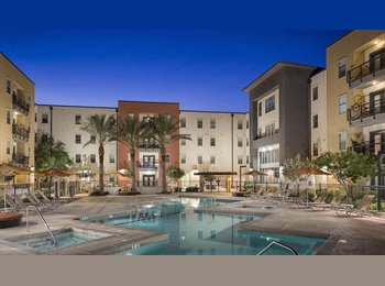$645/per month: Sublet Available in Tempe near ASU