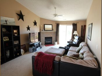 Sycamore,IL condo for rent next to great new park!