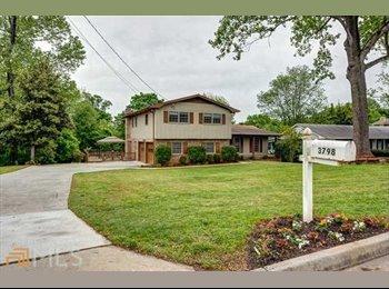 EasyRoommate US - 1 Room for in Recently Renovated Home - Sandy Springs / Dunwoody, Atlanta - $700
