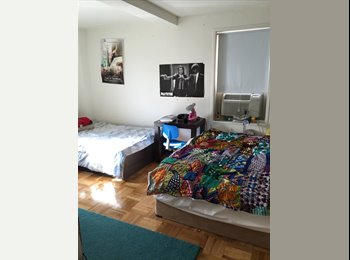 Subletting shared room in Stuy town!