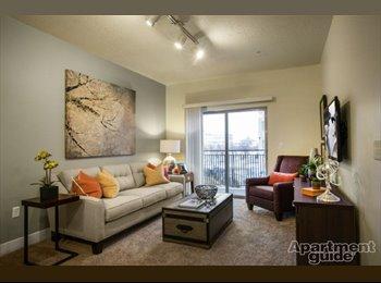 EasyRoommate US - Single Christian Woman Seeks Roommate in Luxury Apartment located Downtown - Downtown, Salt Lake City - $750