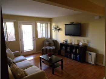 1 BR with private bath available
