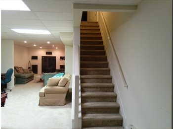 Furnished Basement Suite for Professional Female