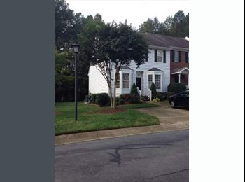 EasyRoommate US - Room available in 3 bedroom townhouse - Durham, Durham - $700