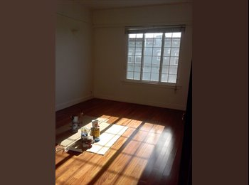 sunny room in a 5 bedroom flat