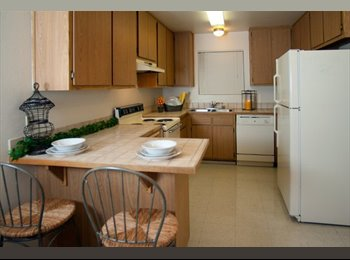 EasyRoommate US - $345 a month per room. 4 bed 2 bath apartment - Chico, Northern California - $345