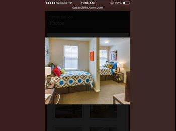 EasyRoommate US - Takeover lease? - Southwest Quadrant, Albuquerque - $530