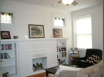 Roommate Wanted for Oversized Three Bedroom!