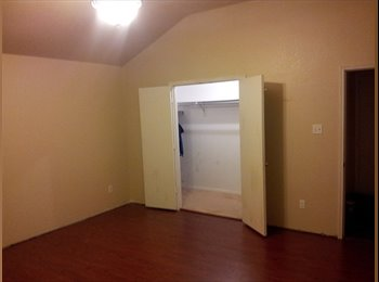 EasyRoommate US - Masterbed ready for move in Today, All Bills Paid - North East, Fort Worth - $625