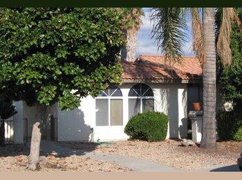 EasyRoommate US - 2 large rooms for rent san jacinto, ca - San Jacinto, Southeast California - $600
