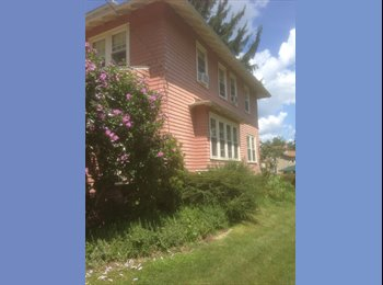 EasyRoommate US - 2 Rooms Available, with all house ammenities - Worcester, Worcester - $500