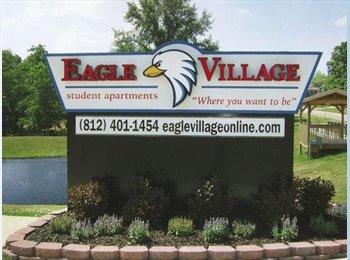 EasyRoommate US - $425 mo. Eagle Village apartment!! - Evansville, Evansville - $425