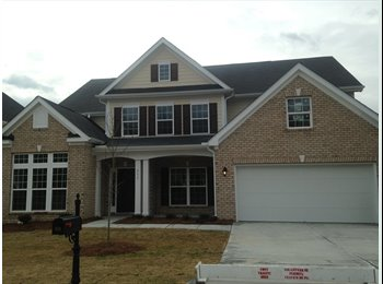 EasyRoommate US - Beautiful brand new home with 5 bedrooms for rent - Durham, Durham - $2195