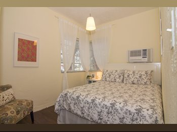 EasyRoommate US - nice funished aparment in the hart os South Beach - South Beach, Miami - $800
