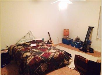 Master Bedroom $486.33/mo in 3 bd/3bath Apt