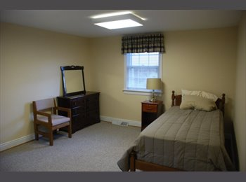 EasyRoommate US - Bedroom and half office - Richmond West End, Richmond - $700