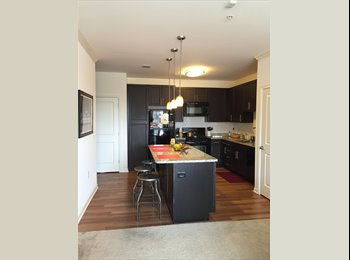 EasyRoommate US - One bedroom, full amenities building next to LIRR - Rockville Centre, Long Island - $1500
