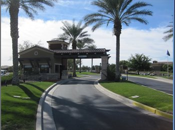 EasyRoommate US - Fully Furnished Villa - Chandler, Phoenix - $875