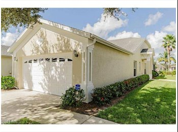 EasyRoommate US - North Naples House to share in Ibis Cove, - Naples, Other-Florida - $675