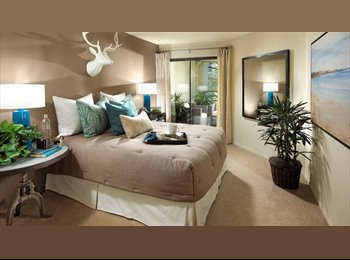 Masters bedroom available in 2bd/2ba