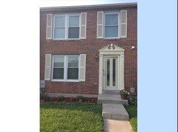 Renovated townhouse in Owings Mills