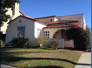 1BR in Shared 3BR Town home near West Hollywood