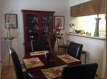 EasyRoommate US - 2 bedroom townhouse to sublet mar or April to sept - Naperville, Naperville - $1360