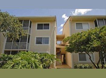 EasyRoommate US - Roommate; 2/2 Apartment - Coral Springs, Ft Lauderdale Area - $695