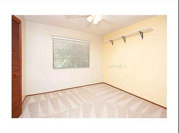 EasyRoommate US - Room by Valencia East, Downtown Orlando, and UCF - Orlando Area, Orlando Area - $395