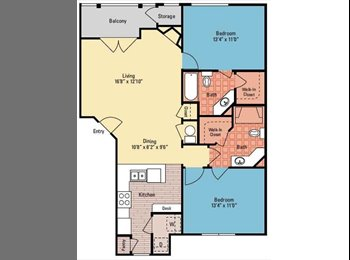 EasyRoommate US - The quarry apartments.  - Central, Columbus Area - $600