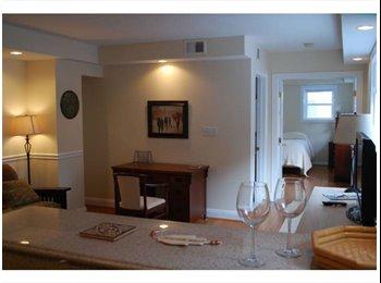 EasyRoommate US - Luxury Furnished 1 Bedroom Condo for Rent - Logan Circle, Washington DC - $1995