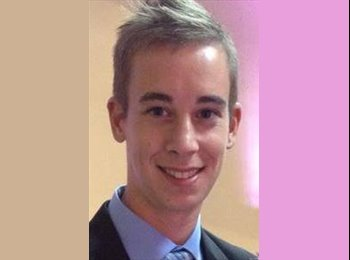 EasyRoommate US - Sam Cheetham - 26 - Central Jersey