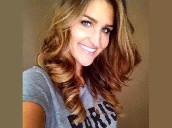EasyRoommate US - Megan - 25 - Dallas