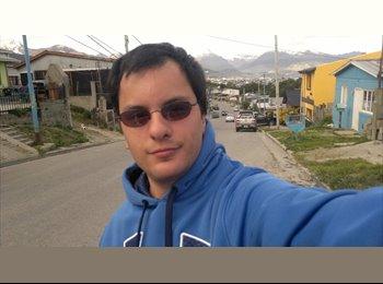 CompartoDepto AR - Hernan - 34 - Ushuaia