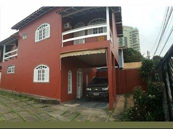 EasyQuarto BR - Casa 500m da Praia Novo Cavaleiros - Granja dos Cavaleiros, Macaé-Rio das Ostras - R$1000
