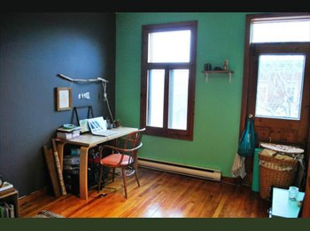 EasyRoommate CA - Rooms to rent - February only! - Le Plateau-Mont-Royal, Montréal - $400