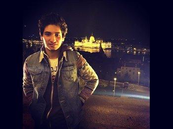 Ahmet - 21 - Student