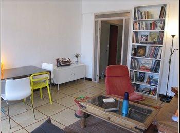 Appartager FR - Chambre dans appart ensoleillé 65m2 près Peyroux - Montpellier-centre, Montpellier - €450