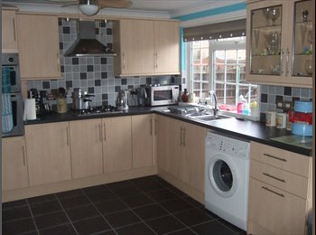EasyRoommate UK - 2 lovely rooms available now - Woolston, Southampton - £400
