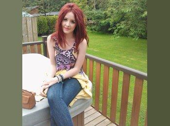 EasyRoommate UK - Katie  - 22 - Newcastle upon Tyne