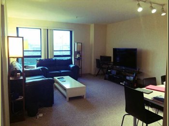 EasyRoommate US - First month free! North Quincy 1bed1bath apt , super low price - Quincy, Boston - $1659