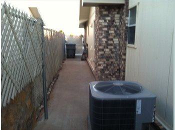 EasyRoommate US - House for Rent - East El Paso, El Paso - $1100