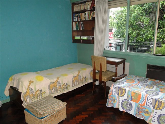 Prolijo y amplio cuarto en un departamento Almagro - Almagro - Image 1