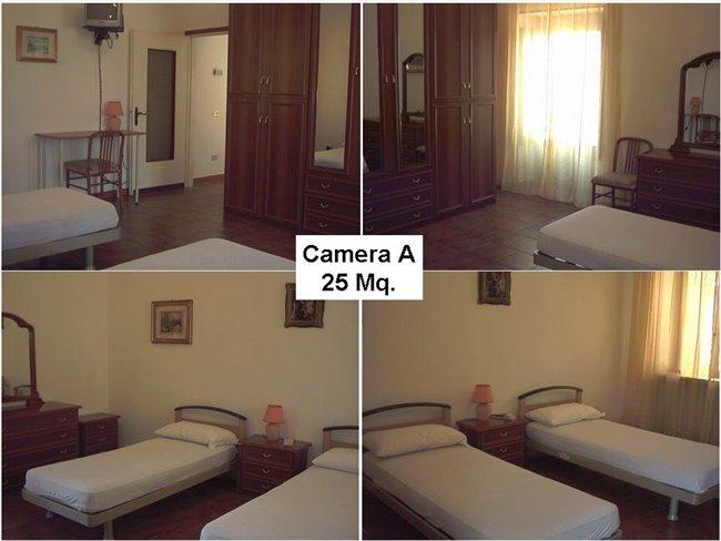 Affittasi camere/posti letto a Gallarate (All inclusive) -  - Image 1