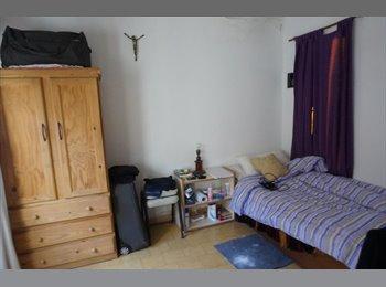 Habitación individual para intercambio