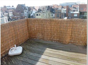 Appartager BE - chambre ou appartement meublé ou non - Bruxelles-Brussel, Bruxelles-Brussel - €500