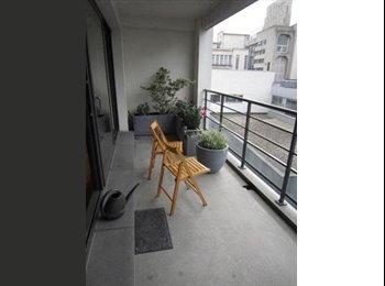 Appartager BE - Appartement de trois chambre libre pour une coloc - le Pentagone (centre ville), Bruxelles-Brussel - €500