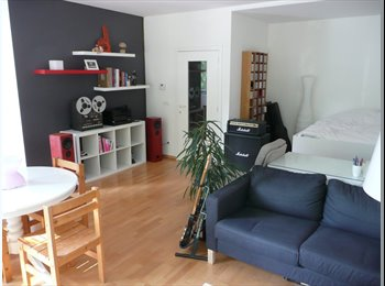 Appartager BE - Studio Brusse City Center (Dansaert/Ste Catherine) - le Pentagone (centre ville), Bruxelles-Brussel - €1000